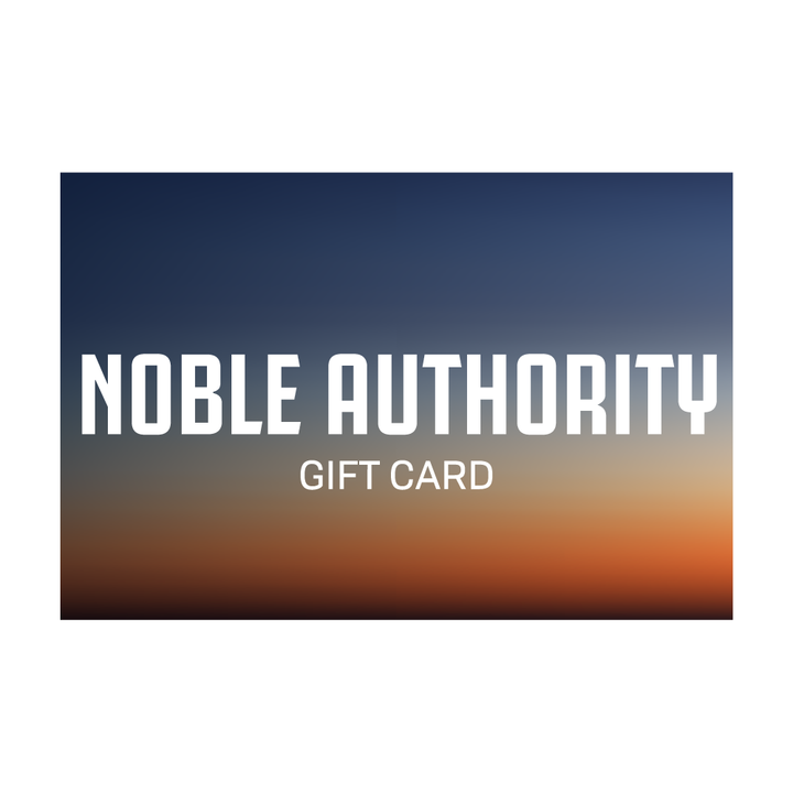 Gift Card - Noble Authority