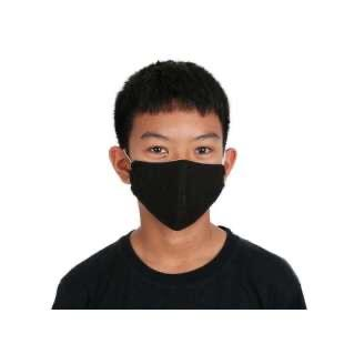 Kids Classic Face Masks - Black - Noble Authority