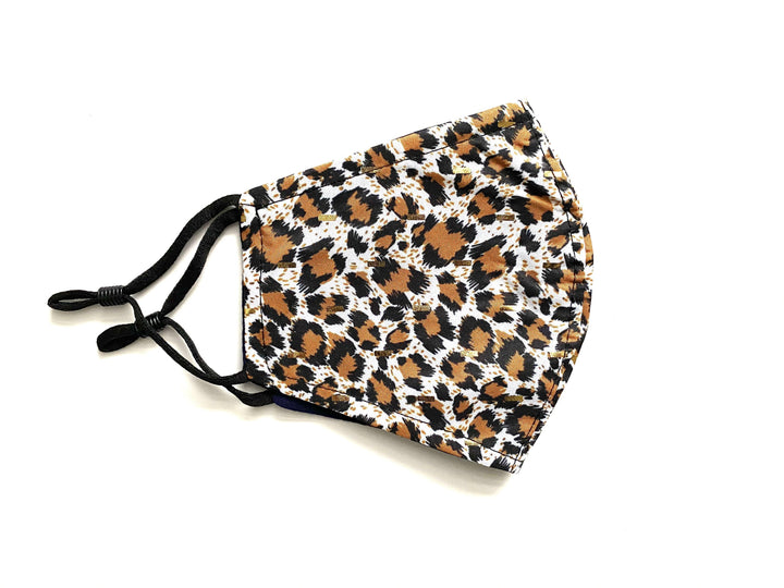 Leopard Face Masks - Noble Authority
