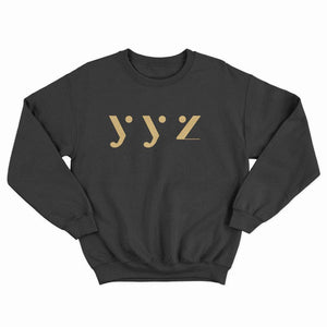 Load image into Gallery viewer, YYZ Minimal - Unisex Sweater - Noble Authority