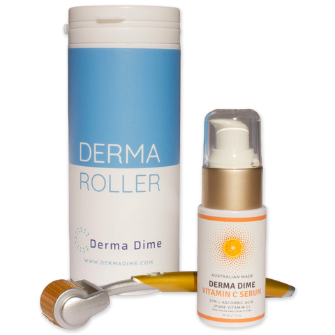 Derma Roller Value Pack - Derma Dime