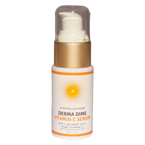 Vitamin C Serum Collection - Derma Dime