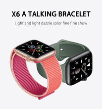 Load image into Gallery viewer, X6 Talkable Hi Tech Smart Watch