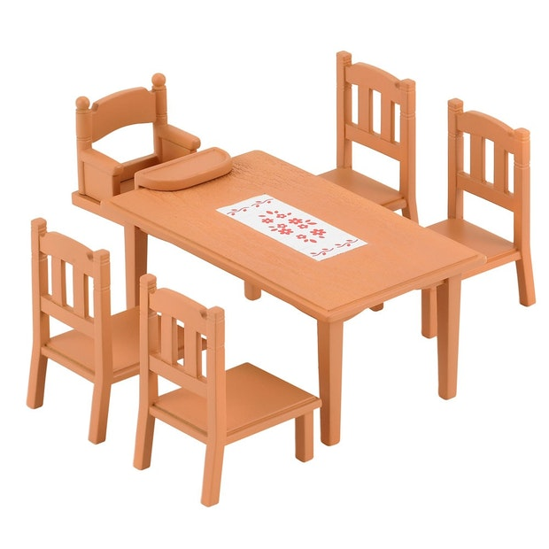SF Family Table and Chairs