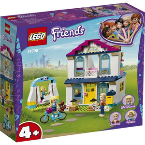 Lego Friends Stephanies House 41398
