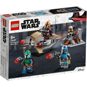 Lego SW Madalorian Battle 75267