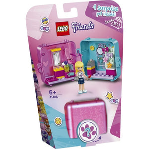 Lego Friends Steph Shopping Cube 41406