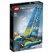 Load image into Gallery viewer, Lego Tech Catamaran 42105