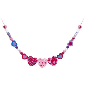 Sweetheart Wooden Bead Set