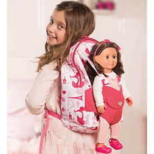 Load image into Gallery viewer, OG Doll Carrier Backpack Party