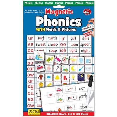 Phonics with words/pictures