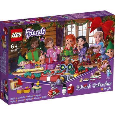 Lego Advent Friends 41420