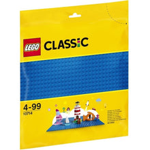 Load image into Gallery viewer, Lego Classic Blue Baseplate 10714