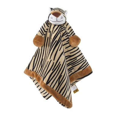 Diinglisar Tiger Cuddle Blanket