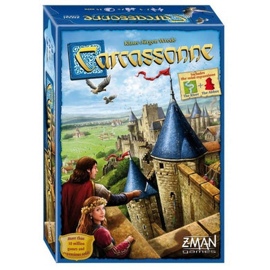 Carcassonne 2nd Edit New