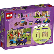 Load image into Gallery viewer, Lego Friends Mias Foal Stable 41361