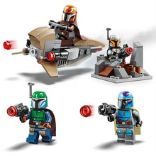 Load image into Gallery viewer, Lego SW Madalorian Battle 75267
