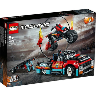 Lego Tech Stunt Show & Bike 42106