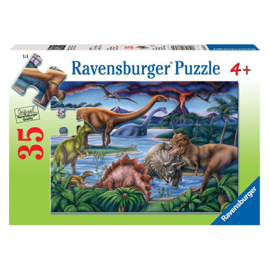 RB Dinosaur Playground 35pc