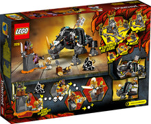 Load image into Gallery viewer, Lego Nin Zanes Mino Creature 71719