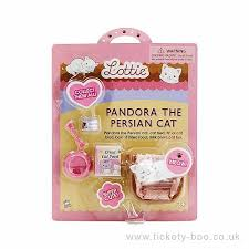 Lottie Persian Cat Set