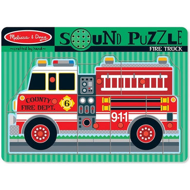 MD Fire Truck Sound Pz