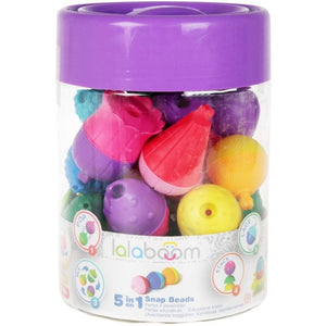 Lalaboom 48pc Beads & Accessories