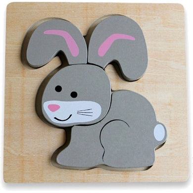 Discoveroo Puzzle Bunny
