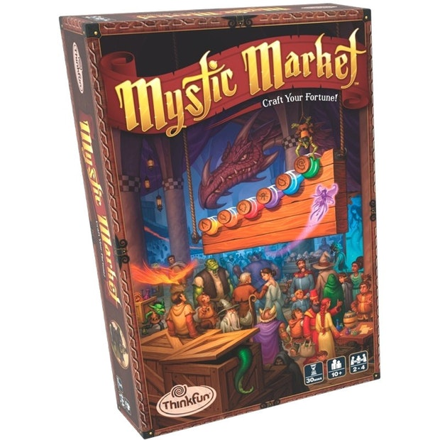 Thinkfun Mystic Market Game