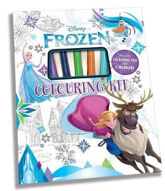 Frozen Colouring Kit
