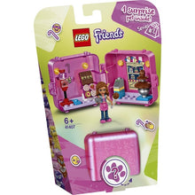 Load image into Gallery viewer, Lego Friends Olivias Shopping Cube 41407