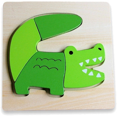 Discoveroo Puzzle Alligator