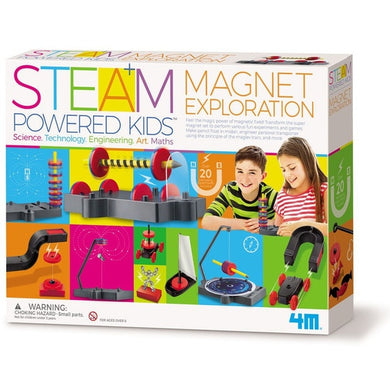 XL Steam Magnet Exploration
