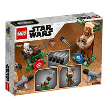 Load image into Gallery viewer, Lego SW Action Battle Endor 75238