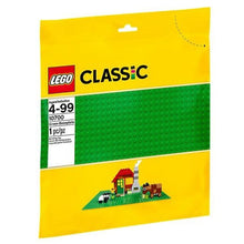 Load image into Gallery viewer, Lego Classic Green Basplate Small