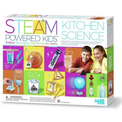 XL Steam Kitchen Science