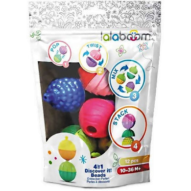 Lalaboom Beads 12pc