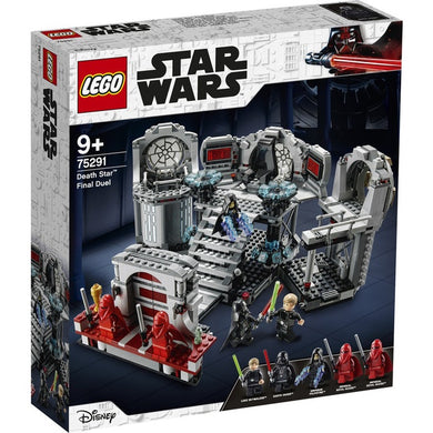 Lego SW Death Star Final Duel 75291