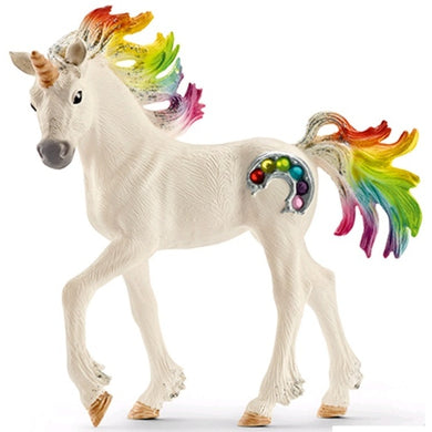 SC Rainbow Unicorn Foal