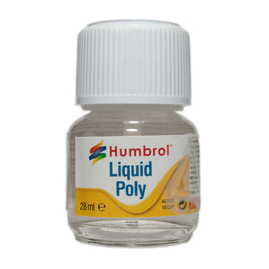 Humbrol Liquid Poly Cement 28ml