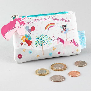 Floss & Rock Fairy Unicorn Purse