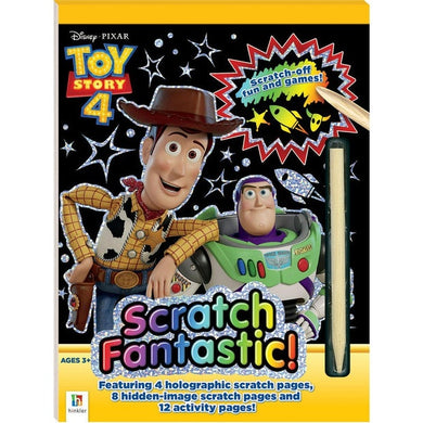 Scratch Fantastic Toy Story 4