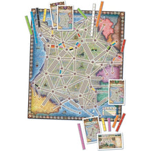 Load image into Gallery viewer, Ticket to Ride France