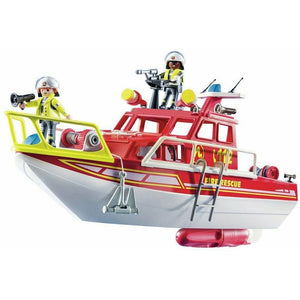 PL Fire Rescue Boat