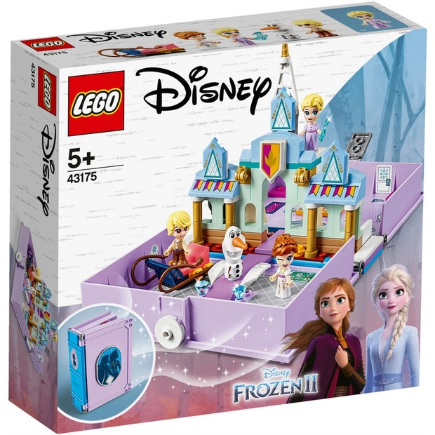 Lego Disney Frozen Storybook 43175