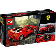 Load image into Gallery viewer, Lego SC Ferrari F8 76895