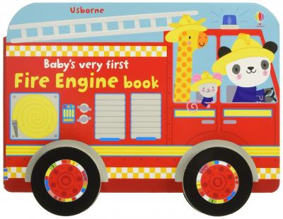 BVF Fire Engine Book