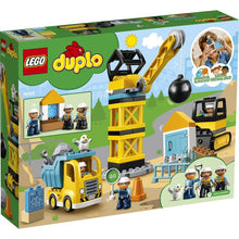 Load image into Gallery viewer, Lego Duplo Wrecking Ball 10932