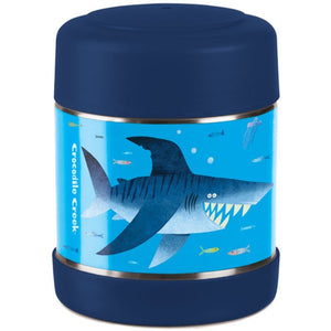 CC Insulated 300ml Food Jar Shark