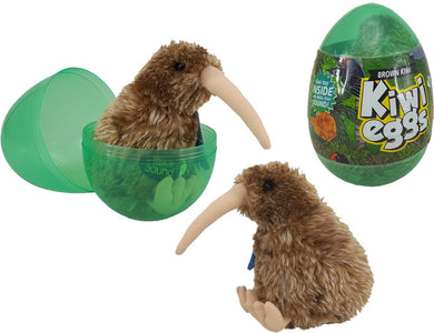 Brown Kiwi in Egg